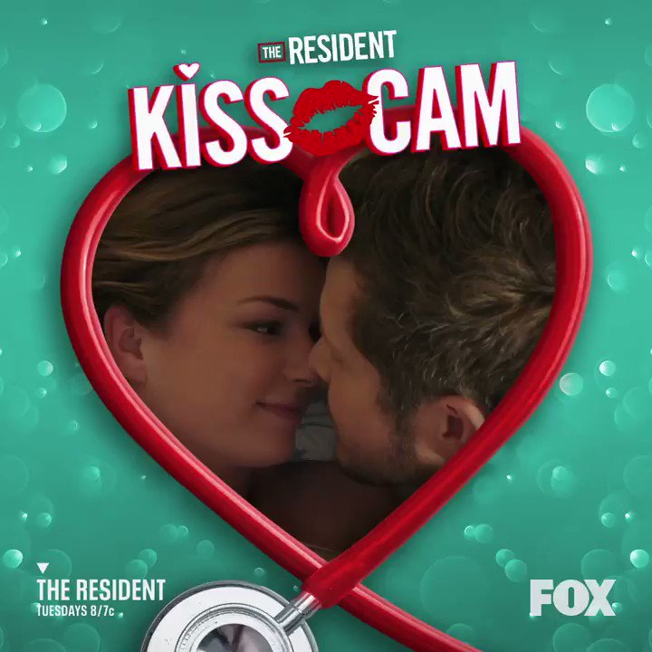 Definitive proof romance is not dead.   #TheResident
