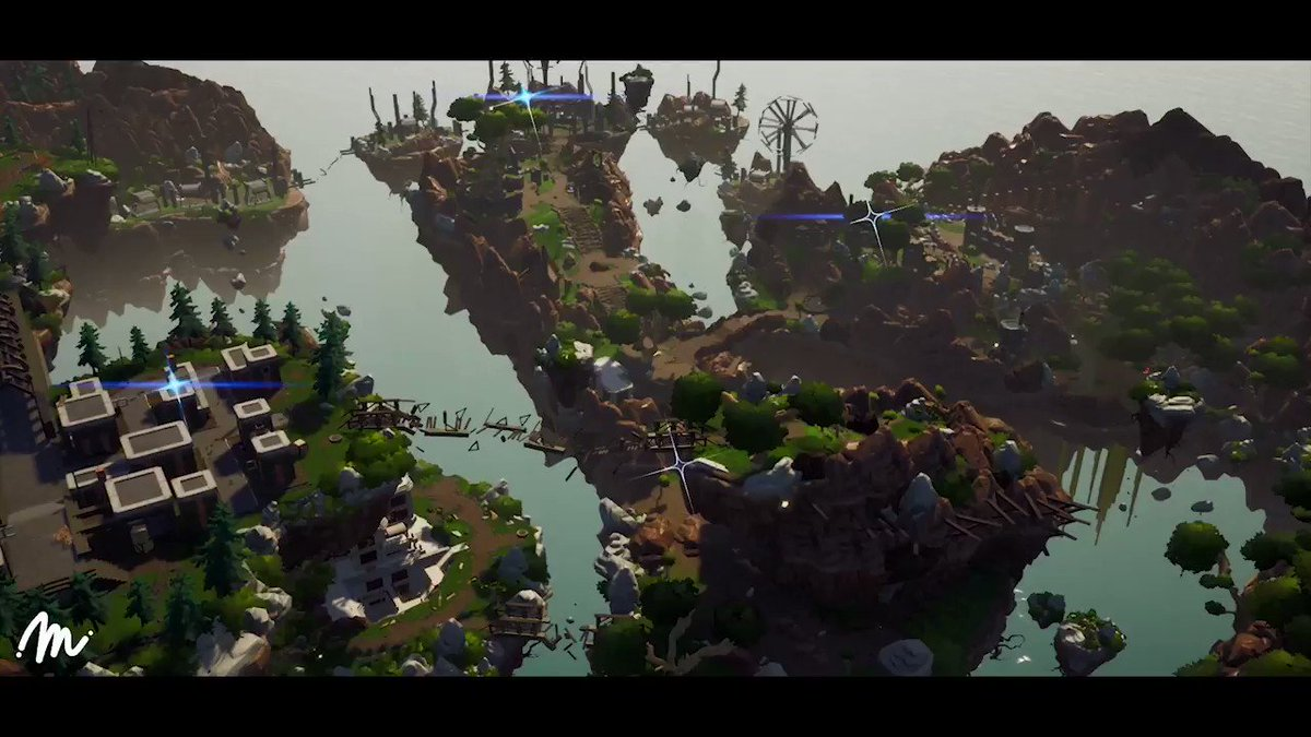 Traverse across a gigantic island filled with obstacles and adventure in this open world parkour challenge built by… https://t.co/DHpnxA7yy5