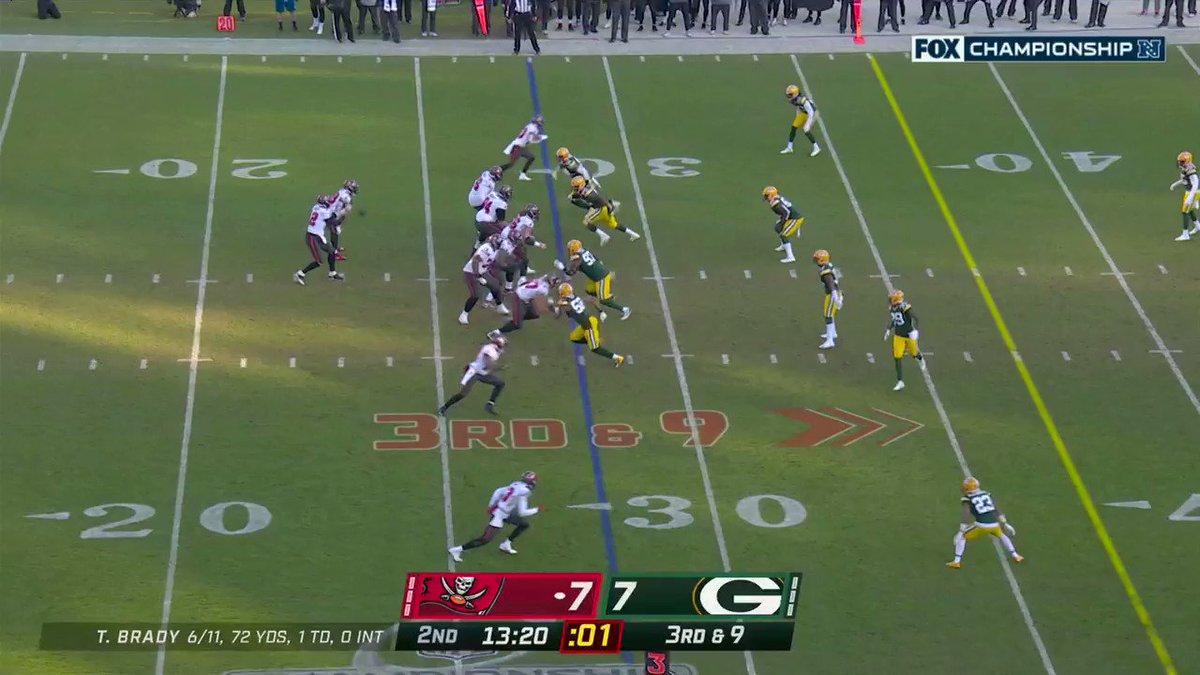 CHRIS GODWIN. #NFLPlayoffs #GoBucs  📺: #TBvsGB on FOX 📱: NFL app // Yahoo Sports app:
