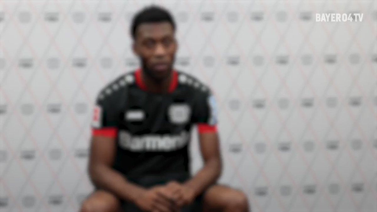 Replying to @bayer04_en: First interview for @tfosumensah ✅