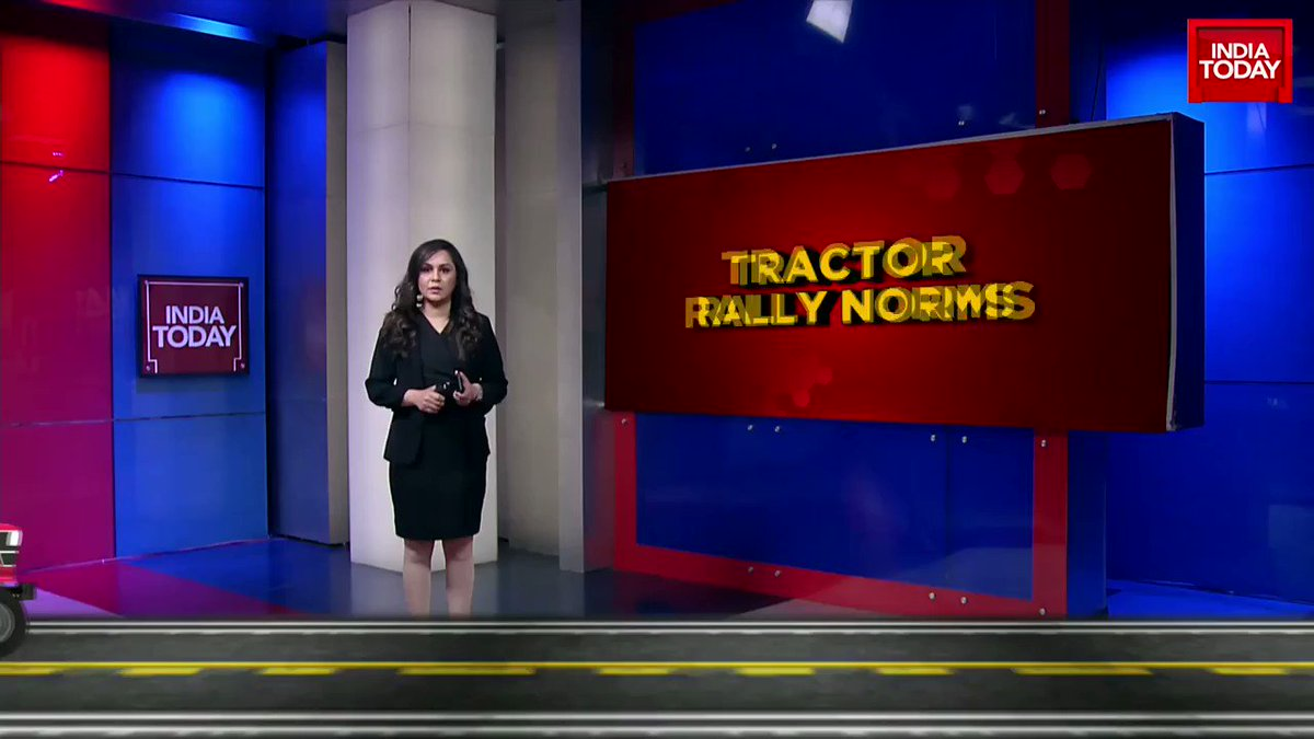 Here's all you wanted to know about the #TractorRally. #ITVideo