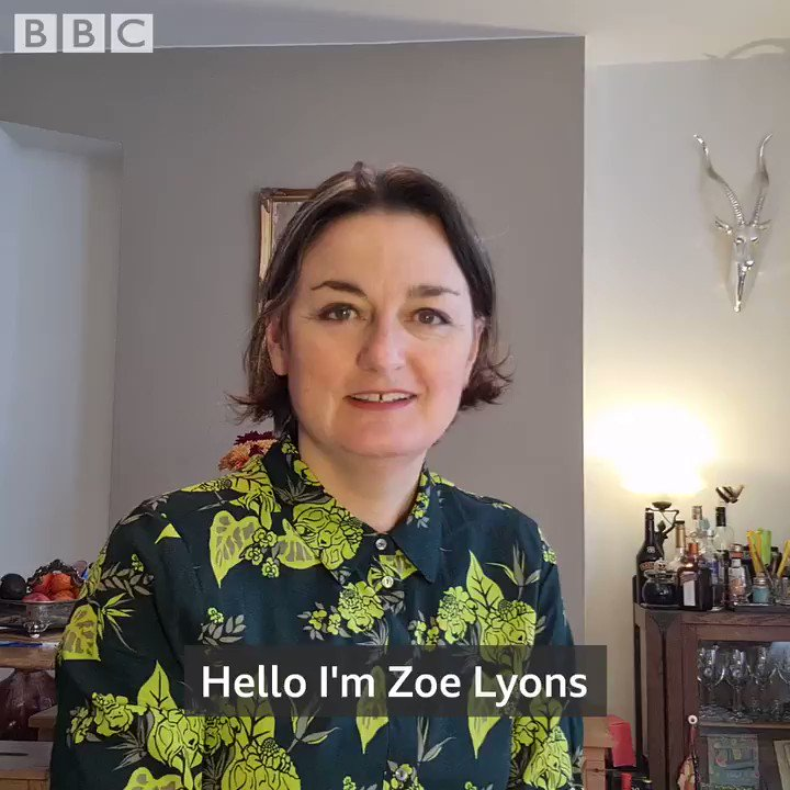 🌩 The quick-fire quiz #Lightning starts today on @BBCTwo at 6.30pm. We caught up with @zoelyons who answered her own lightning-fast questions