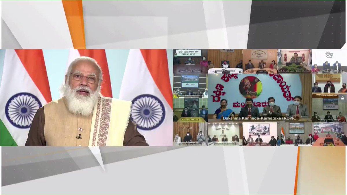 आदरणीय प्रधानमंत्री श्री @narendramodi जी के साथ आज मास्टर मोहम्मद शादाब जी का संवाद प्रदेश के अन्य बच्चों के लिए प्रेरणास्पद है।  स्वर्गीय डॉ. कलाम जी से प्रेरणा पाकर अलीगढ़ से अमेरिका तक, उत्तर प्रदेश का नाम रोशन करने एवं आपके उज्ज्वल भविष्य के लिए आपको शुभकामनाएं।