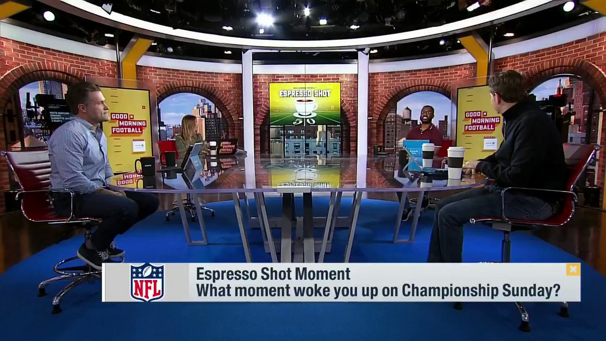 Replying to @gmfb: Playoff Lenny showed up on Championship Sunday. @_fournette