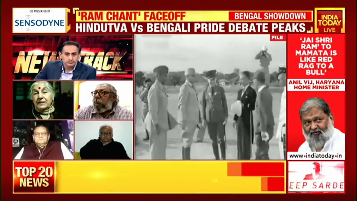 What PM Narendra Modi intends on doing is the restitution of national heroes, something which none of the political parties have done: Senior journalist Kanchan Gupta #WestBengal #TMC #BJP #Politics #ITVideo