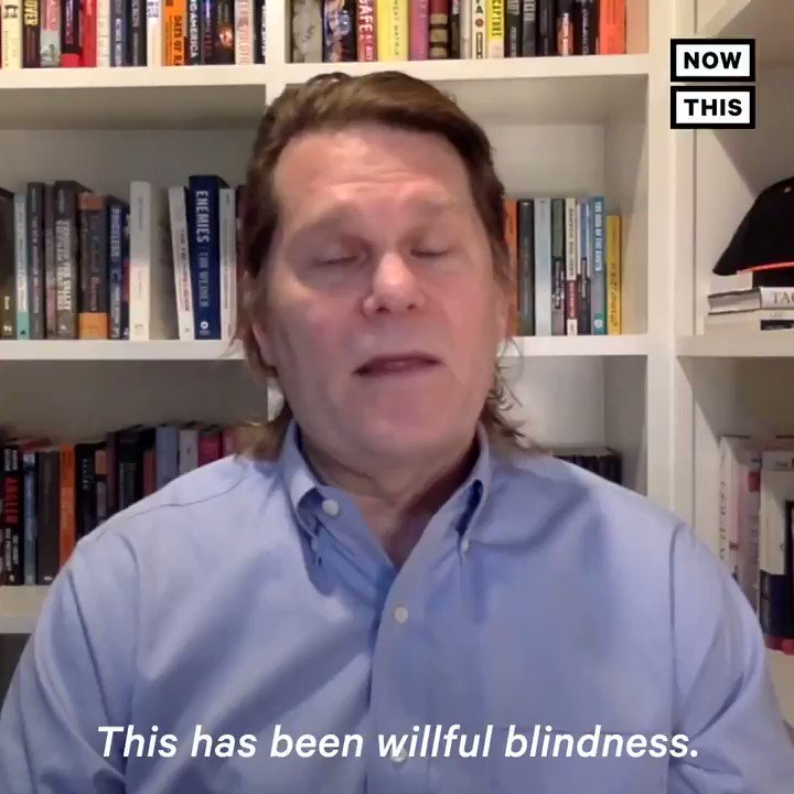 'This has been willful blindness' — This former FBI agent says law enforcement has ignored right-wing extremism for years