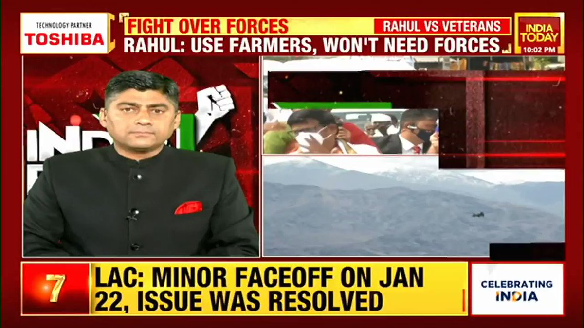 Congress MP Rahul Gandhi accused of demeaning forces. Watch this report to know all about the controversy. (@PramodMadhav6) #IndiaFirst with @gauravcsawant  #ITVideo #RahulGandhi #Politics #IndianArmedForces