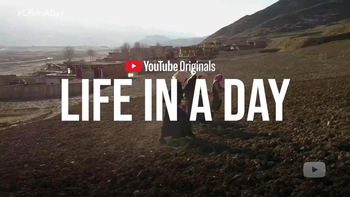On July 25th, the world came together to capture the story of a single day on Earth. Now it's time to tell that story. #LifeInADay premieres on February 6th. Watch the full trailer now →
