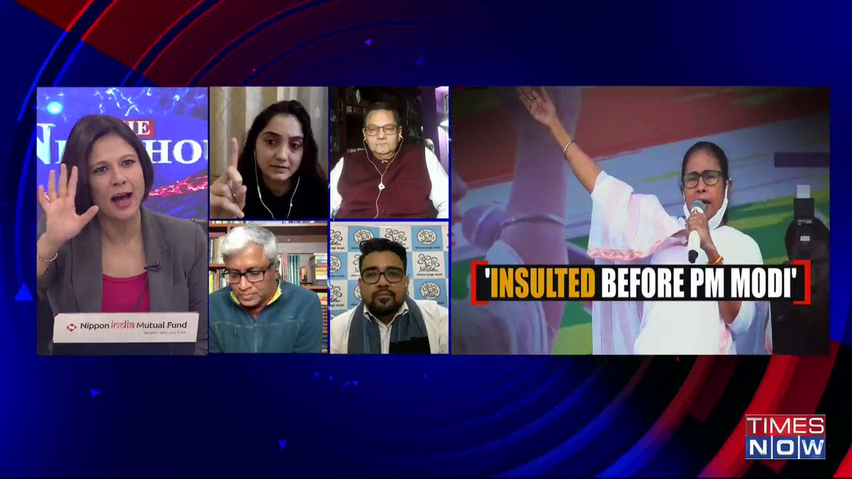Ram is a central figure in Ramayan. We have been brought up studying Ramayan and Mahabharath. Ram was a warrior and an administrator: @Chandrakbose, Netaji's Grandnephew, tells Padmaja Joshi on @thenewshour AGENDA. | #NetajiPortraitFactCheck