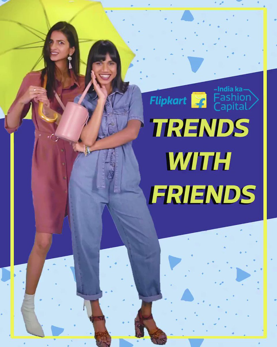 Affordable yet stylish! Yes, you heard it right. Check out these trendy and affordable looks from Flipkart Fashion, India Ka Fashion Capital.