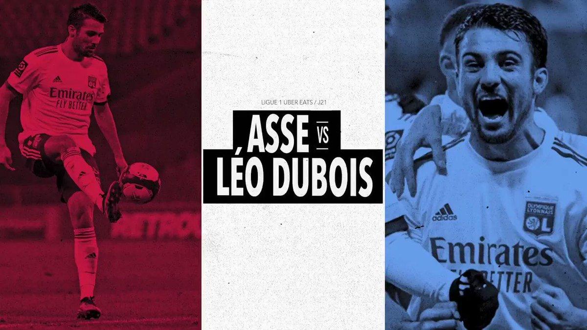 Retour sur la performance XXL de @leodubois15 dans le derby face à l'ASSE ! 🔥🔴🔵  Retrouvez le focus sur notre latéral droit en intégralité sur #OLPLAY 👉   #ASSEOL