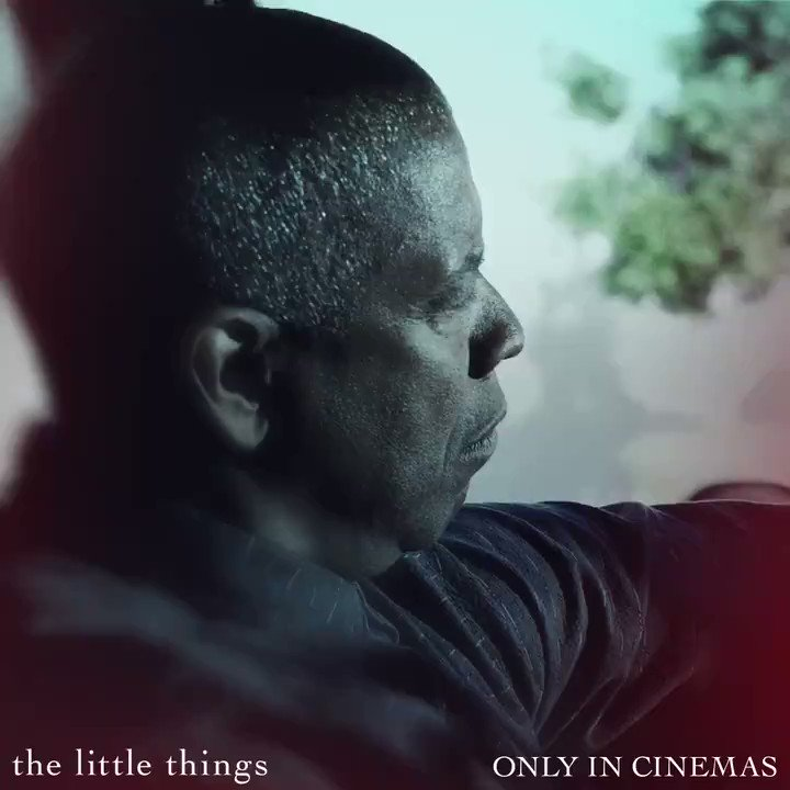 3 Days until Academy Award® Winner #DenzelWashington returns to the screen as a deputy embroiled in the search for a Serial killer who is terrorizing the city. #TheLittleThings  comes to #INOX on January 29. #TheLittleThingsMovie