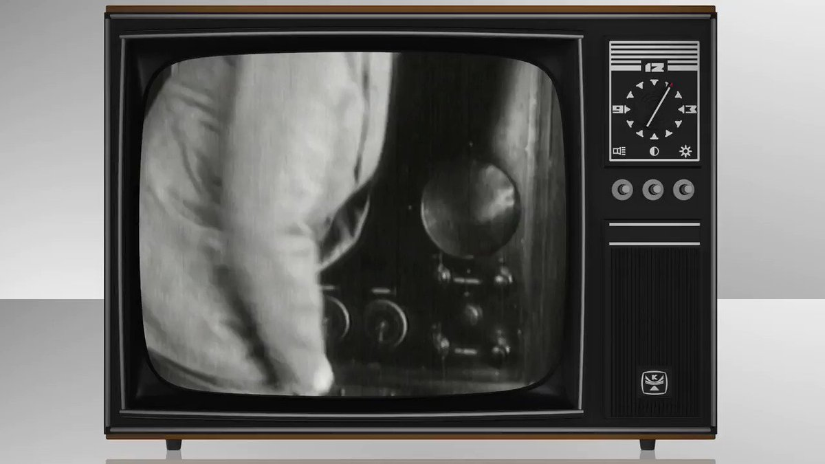 #OnThisDay in 1926, Scottish inventor John Logie Baird demonstrated the world's first working television in London