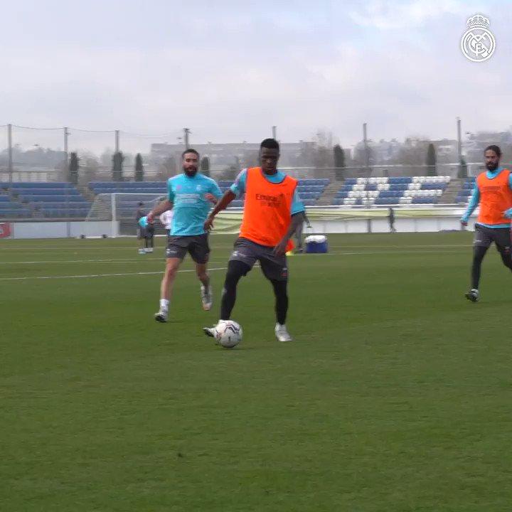 🙌🔥 تركيز وانطباعات جيدة في مباريات التدريب!  #هلا_مدريد | #RMCity