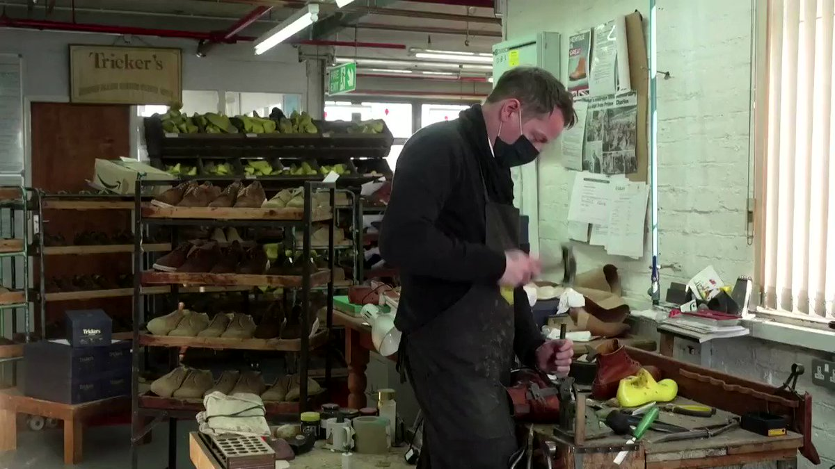 At Tricker's, a 192-year-old maker of English luxury shoes beloved by Prince Charles and Japanese fashionistas, relief at averting a no-deal Brexit quickly turned to dismay at the new price of doing business with the European Union