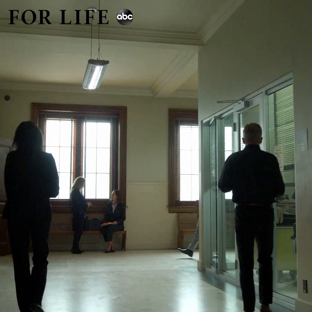 The fight for justice continues when @ForLife_ABC returns tonight at 10|9c on ABC. #ForLife