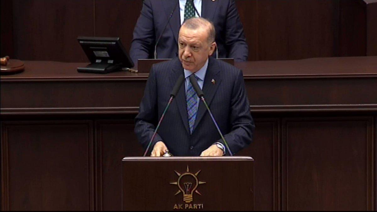 Genel Başkanımız ve Cumhurbaşkanımız @RTErdogan: Yakında, hazırlıklarını tamamlamak üzere olduğumuz yeni reform paketlerini Meclisimizin takdirine sunmaya başlayacağız.