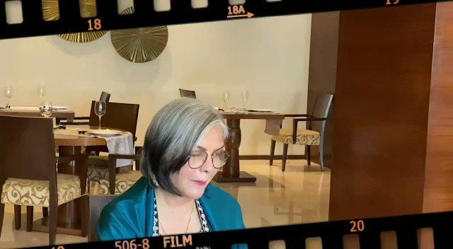 """""""I don't look back at my career, I really don't"""": #ZeenatAman   #IFFI51 @iffigoa #TalkingFilms #BollywoodHungama YT:"""