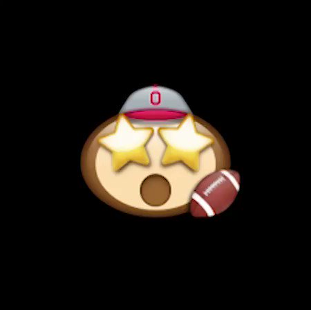 🚨 Brutmoji of the week 🚨  🌰🏀 @OhioStateHoops is back in action tonight and so are Brutmoji's‼️  Download this weeks Brutmoji and see the full collection ⤵️  ✚    #GoBuckeyes | @Donatos
