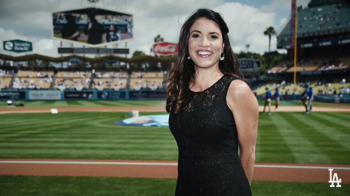 Thank you, @alannarizzo! We will miss you at Dodger Stadium.