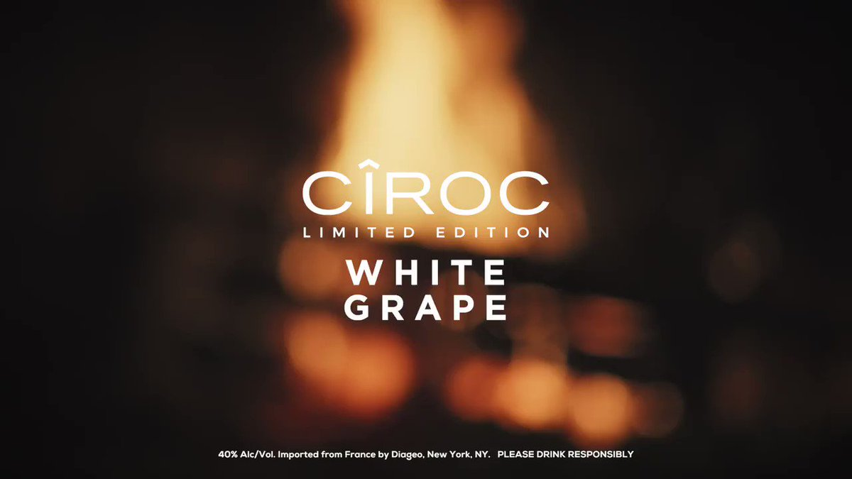 When it comes to celebrations, there's always room on the table for CÎROC White Grape. Level up your gatherings with the lusciously smooth vodka made from fine French grapes. Limited-time only – get it before its gone!