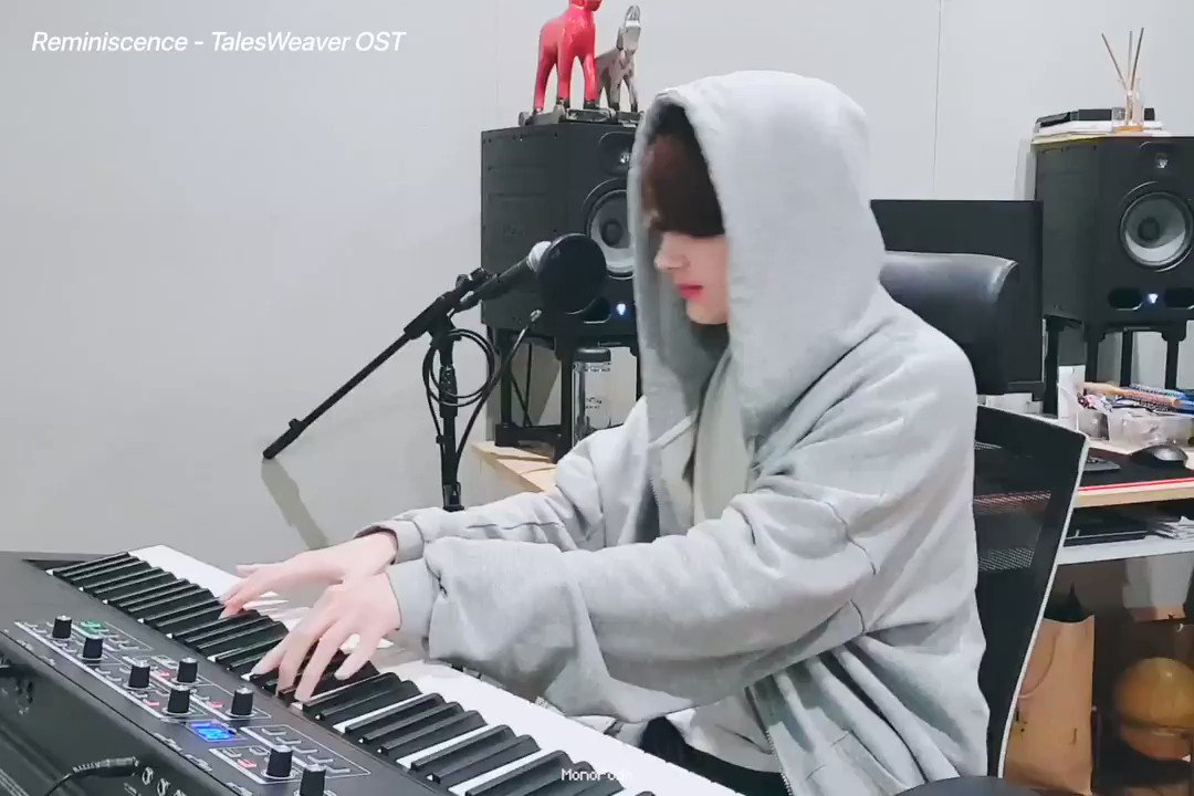 The most healing gift everrrr.. ❤️🥰😭 And the birth of #휴짜르트 ! You are even better than the best, Hueningkai. I though the radio show will be my fave content but I think Huzart's essence of instruments takes the cake!! 👑✨ #휴닝카이  #HUENINGKAI