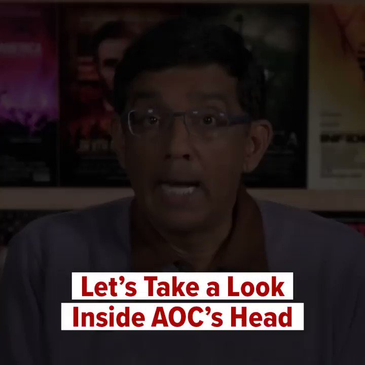 Inside AOC's head! Two prominent economists--Milton Friedman and John Maynard Keynes — meet there and are quite surprised by what they find, and don't find. @AOC  For full podcast:  WATCH:   LISTEN: