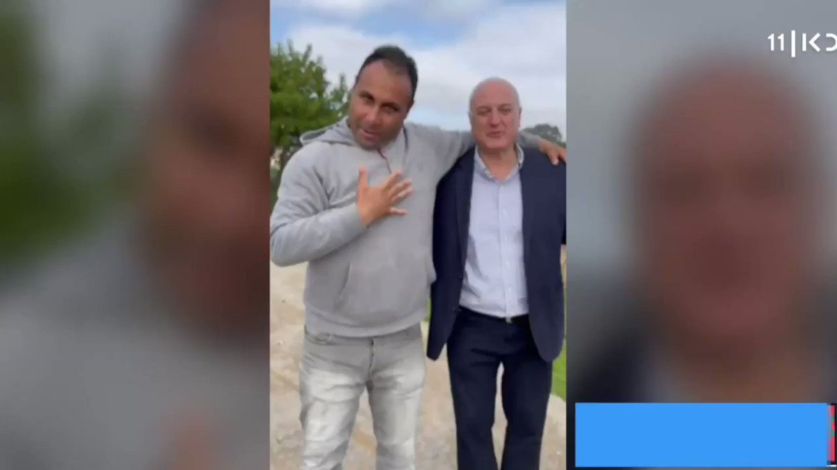 إسرائيل تغرد : بالفيديو.. انطباعات ممثل إسرائيل الرسمي دافيد جوفرين في اولى ايام مباشرة اعماله في المغرب. بعد 20 ع…