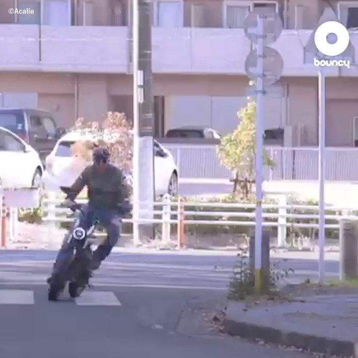フル充電で山手線をぐるっと一周!? 日本の公道を走れる最新式電動バイク「COSWHEEL SMART EV」 by Acalie詳しくはこちら👉#電動バイク
