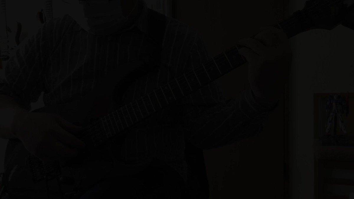 Another Day/Dream Theaterのギターを弾いてみました!良いなと思ったら、いいね&RT&コメントしてくれたらとても嬉しいです!😀よろしくお願いします!フルバージョンはこちらから#弾いてみた #ギター