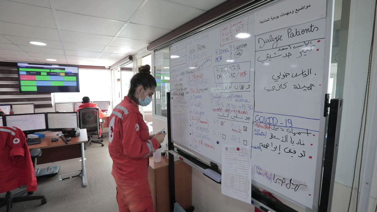 Behind the Scenes: COVID-19 Mission - Episode 4  #LebaneseRedCross #SupportLRC #الصليب_الأحمر_اللبناني #دايما_حدك