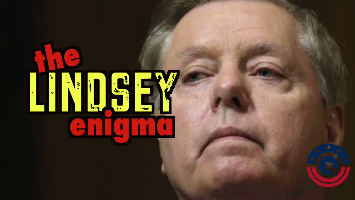 Replying to @ReallyAmerican1: Lindsey Graham is everything wrong with the GOP. Pass it on.