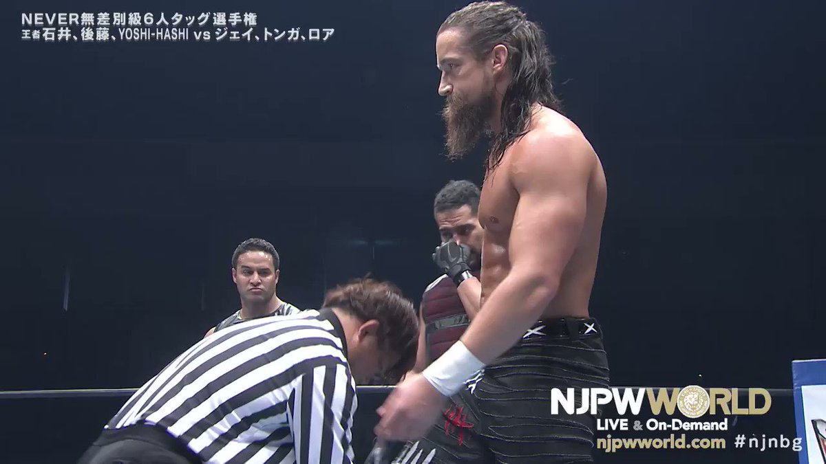 @njpwworld's photo on #njnbg