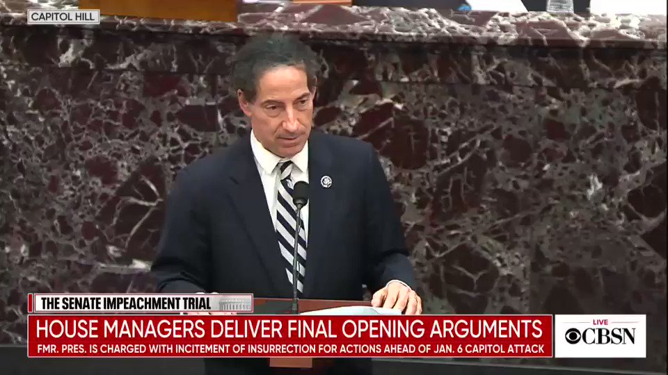 @CBSNews's photo on Jamie Raskin