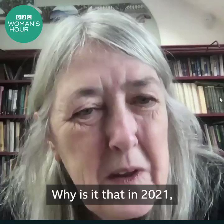 Why is it in 2021 were going back to the clichés of witchy women? Scholar @wmarybeard discusses how grey hair and the menopause can cause women to be seen differently and how she noticed it after walking past building sites bbc.in/3at0fPJ