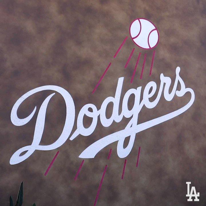 Tomorrow, the real work begins. #DodgersST