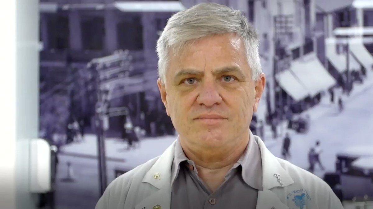 إسرائيل تغرد : البروفيسور الإسرائيلي الذي وجد دواء كورونا …