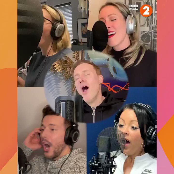 Re-live @officialsteps giving us all of the #FridayFeels with #tothebeatofmyheart❤️ ........ AND they didnt stop there, giving us #Stomp to dance around the bedroom / kitchen office to 💃🕺. 🎧 bbc.in/3dvswqC