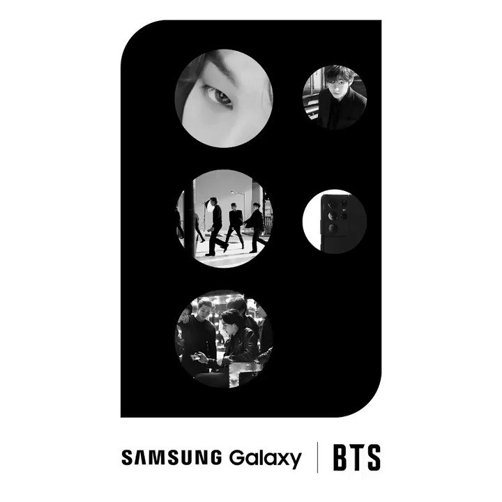 Snap! Ready to capture @BTS_twt's epic moments? (which of course, we know, is pretty much every moment.) #GalaxyxBTS #GalaxyS21