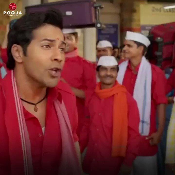 Who said a perfect crossover doesn't exist?😌  @Varun_dvn @jackkybhagnani   #JackkyBhagnani #VarunDhawan  #PoojaEntertainment #CoolieNo1 #Faltu #Bollywood #Bollywoodfilms #Crossover #CrossoverMemes