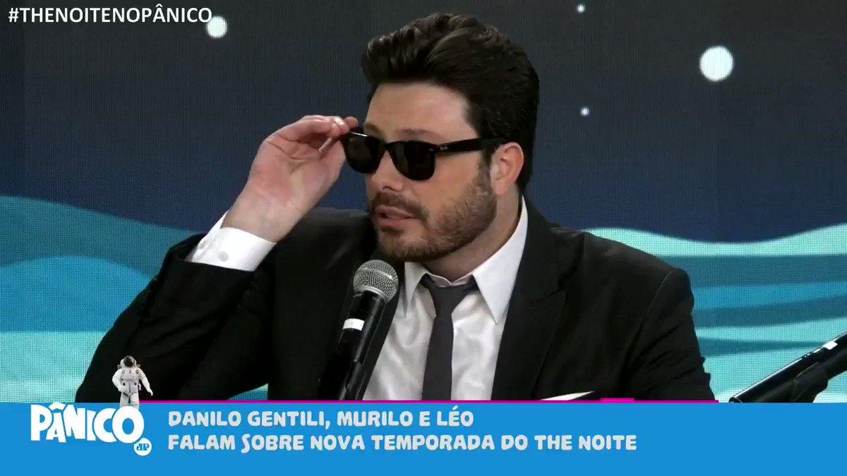 O nome do convidado o @DaniloGentili esquece, mas as novidades não! Cola aqui com a gente pra saber tudo sobre a nova temporada do The Noite.