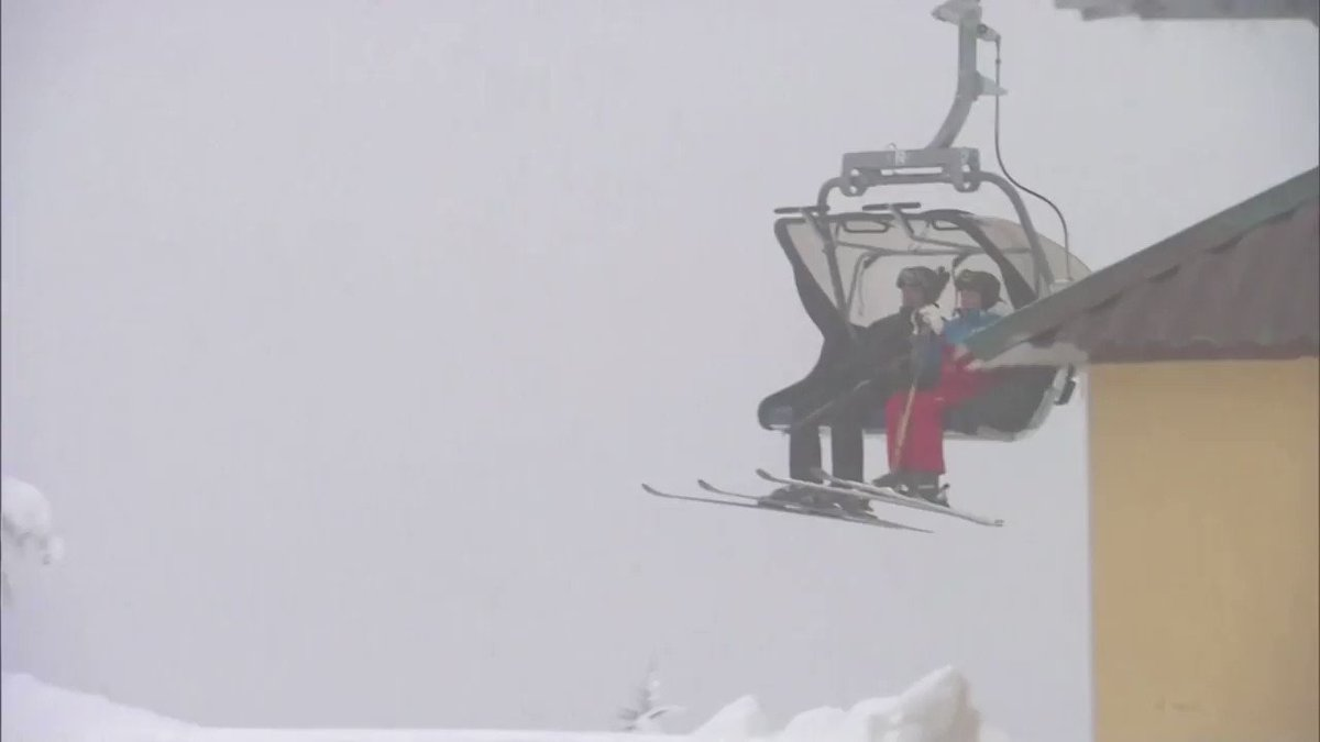 Russian President Vladimir Putin and his Belarusian counterpart Alexander Lukashenko went skiing together at the famous Krasnaya Polyana resort in Russia https://t.co/nt3HtItETS