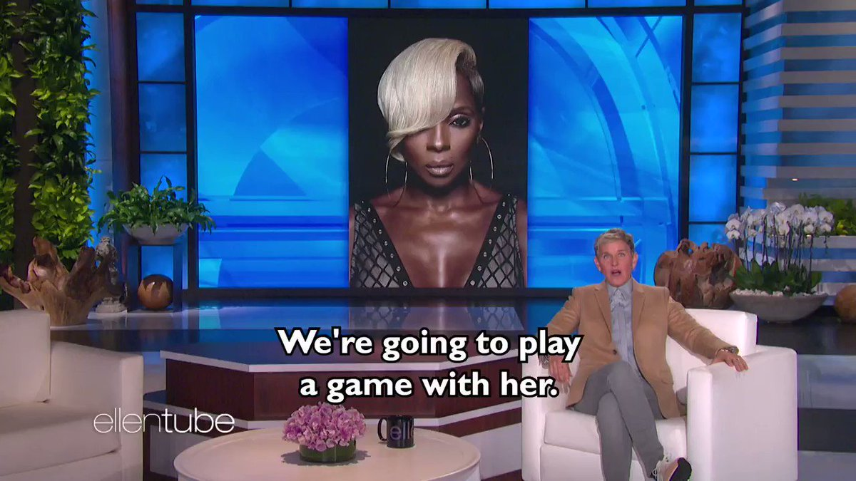 """If I can get @MaryJBlige to say """"cactus"""" during our interview, the audience gets a prize."""