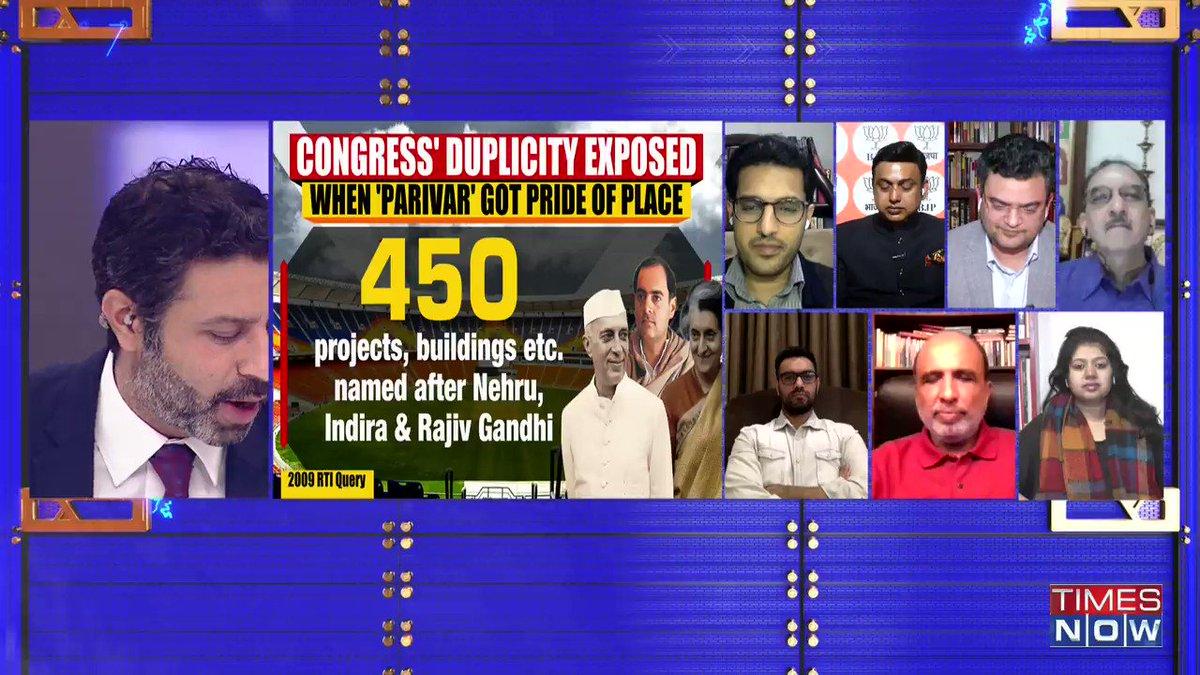 For Congress to object (renaming of Motera stadium), it is not only hypocritical but typical Congress behaviour: @ishkarnBHANDARI, Advocate, tells Rahul Shivshankar on India Upfront. | #ModiMoteraDebate