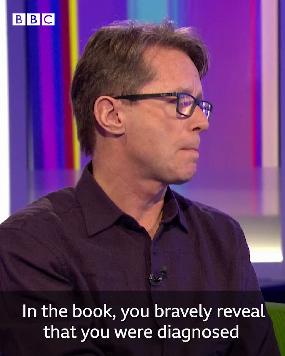 """""""I just collapsed on the ground weeping""""  @NickyAACampbell tells us the moment he realised something was wrong, which led to his recent diagnosis of bipolar.   Full interview 👉    #TheOneShow"""