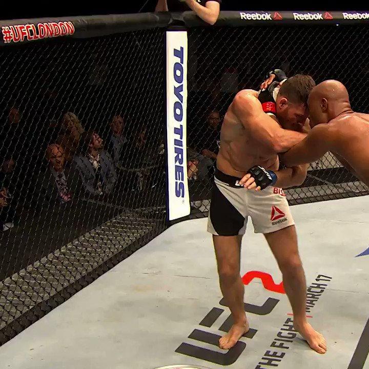 #OnThisDay in 2016 - Silva took on @Bisping in a classic from London 🇬🇧  [ 📱 Watch this and thousands more on @UFCFightPass ] https://t.co/80hU6JM0e4