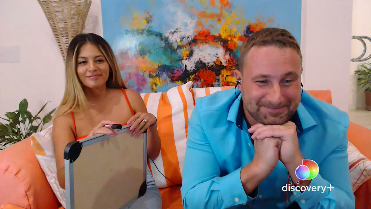 Tell us how you *really* feel! 😂#90DayFiance #discoveryplus
