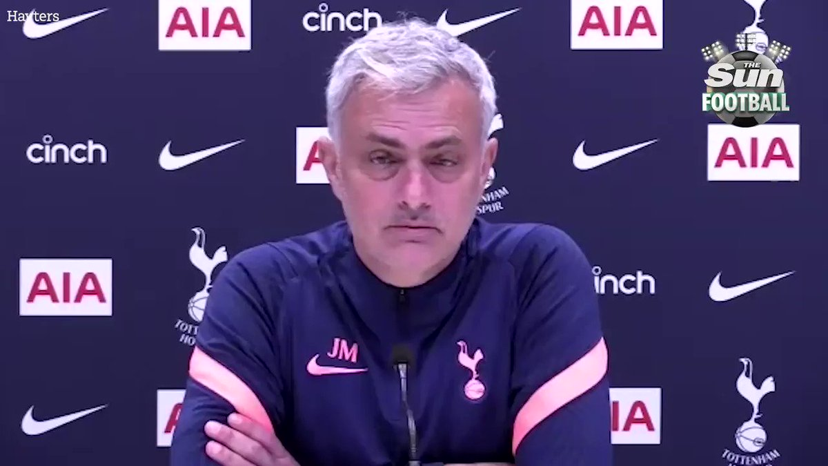 """""""At this stage you don't get easy clubs""""  Jose Mourinho reacts to #THFC drawing Dinamo Zagreb in the #UEL last 16 https://t.co/ee8rwQLAdH"""