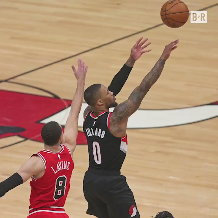 Damian Lillard is having another dominant season for Rip City ⌚️  Here's his top 10 plays so far https://t.co/TxJ6TwUSaa