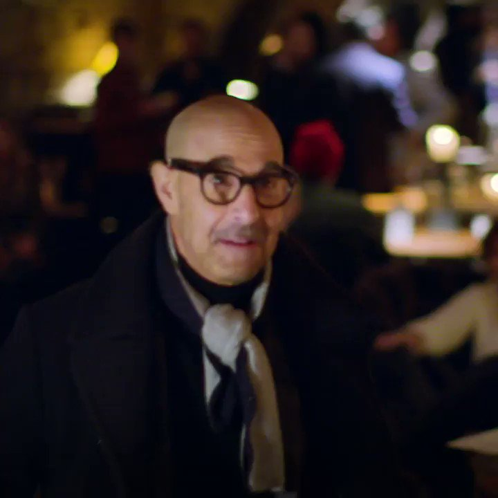 Stanley Tucci knows a thing or two about cocktails. Visit Milan and experience one of the best martinis on the new @CNNOriginals #SearchingforItaly. Sunday at 9 p.m. ET/PT